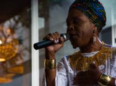 Tardes Musicais / Nega Duda canta Rainha Quelé