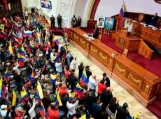 Constituinte venezuelana rechaça resolução do Parlamento Europeu que reforça bloqueio contra o país