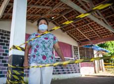 Ilha turística do Pará usa barreira humana para tentar evitar disseminação do coronavírus