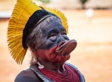 """Hospitalizado, Raoni diz: """"quero melhorar para continuar lutando por indígenas e Amazônia"""""""