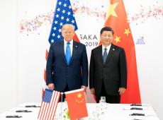 Impacto da epidemia do Covid-19 coloca Pequim e Washington em rota de colisão