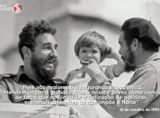 Seis frases emblemáticas de Fidel Castro