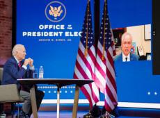 Biden formaliza nomeação de membros do novo governo dos EUA