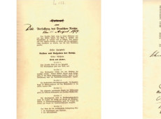 Hoje na História: 1919 - Alemanha adota primeira Constituição republicana
