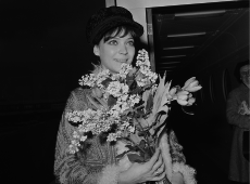 Morre, aos 79 anos, a atriz francesa Anna Karina, musa da Nouvelle Vague