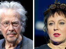 Nobel de Literatura vai para Olga Tokarczuk e Peter Handke