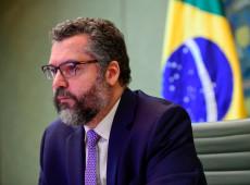 Em derrota para Araújo, Senado rejeita indicação de diplomata para posto em Genebra