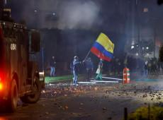 """""""Não sei se é pior morrer de vírus ou bala de fuzil"""", diz pré-candidata à presidência sobre massacre e protestos na Colômbia"""