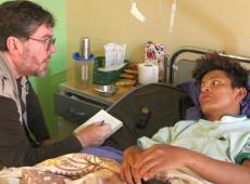 """Bolívia: """"Em Senkata, militares miravam, acertavam e riam muito quando alguém caía"""""""
