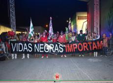 """""""Vidas Negras Importam"""": escola em SP leva obra de Abdias do Nascimento para Avenida"""