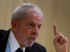 Discurso das hienas não foi feito pra vocês, foi feito para os milicianos do Bolsonaro, diz Lula