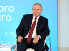 Putin: 20 anos de EUA no Afeganistão 'só resultaram em tragédias'
