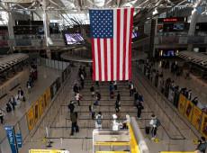 Covid-19: EUA antecipam veto a estrangeiros que passaram pelo Brasil