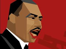 Martin Luther King Jr., o sonho da igualdade