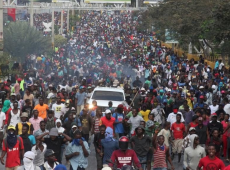 Protestos contra Jovenal Moise aumentam: E se o Haiti se levantar de novo?