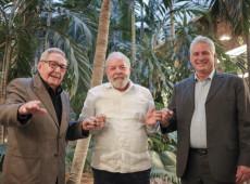 Ao encerrar viagem a Cuba, Lula diz que 'Trump deixa impressões digitais terroristas'
