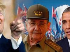 Trump/Cuba: Discurso demagogo e idiotizado quando o rabo está preso