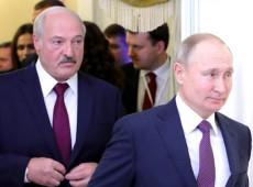 Putin pressiona Lukashenko por Constituição e novas eleições presidenciais na Bielorrússia