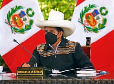 Sem trégua: oposição de direita aumenta pressão contra Castillo no Peru