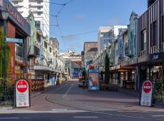 Nova Zelândia adia eleições gerais após novo surto de covid-19
