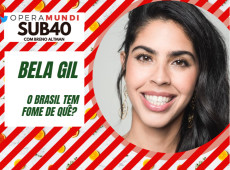 SUB40: Altman entrevista Bela Gil, apresentadora e mestra em ciências gastronômicas