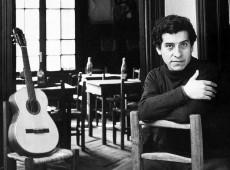 """A história da música """"El Derecho de Vivir en Paz""""  de Victor Jara"""