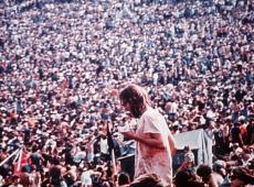 A memória de Woodstock 50 anos depois