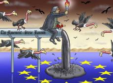 """Bannon lança """"startup"""" populista para eleger radicais de direita para o Parlamento Europeu"""