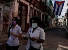 Em alerta por alta transmissão de Covid-19, Cuba amplia medidas preventivas e testagem