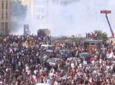 Líbano: protestos se intensificam, e crise política aumenta com novas renúncias de ministros