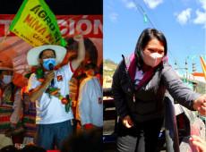Pesquisa no Peru: Castillo amplia favoritismo e abre 20 pontos de diferença sobre Keiko Fujimori