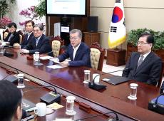 Trump faz Coreia do Sul pagar mais por presença militar