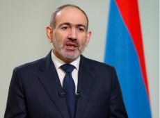 Pressionado, primeiro-ministro da Armênia anuncia eleições antecipadas