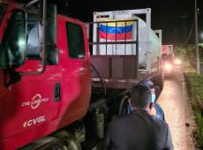 Oxigênio doado pela Venezuela chega a Manaus; AM atravessa pior momento da pandemia