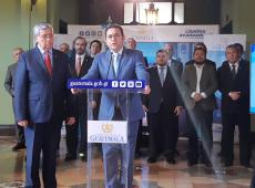 Guatemala decreta estado de sitio por asesinato de militares y congreso ratifica