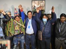 Vitorioso em eleição, Arce afirma que democracia foi 'recuperada' na Bolívia