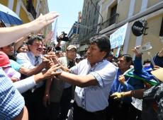 Morales convida Argentina, Brasil, Colômbia e Estados Unidos para auditar resultado da eleição boliviana