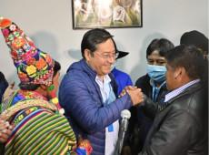 Lula, Maduro e Fernández parabenizam Arce por vitória na Bolívia; veja repercussão