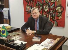Bolsonaro confirma nome de Nestor Forster para embaixada nos EUA
