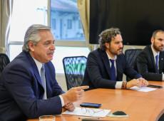 Argentina: Fernández propõe criação de fundo mundial humanitário para combater coronavírus
