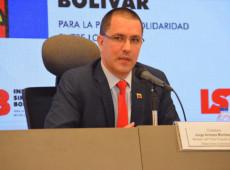 Arreaza: OEA e governos de direita atrapalharam América Latina na luta contra a covid-19