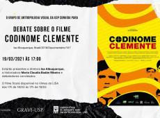USP promove debate virtual sobre filme 'Codinome Clemente'