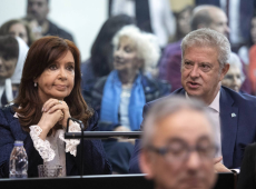 Cristina denuncia perseguição judicial para prejudicar campanha política na Argentina