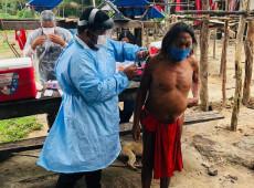 Há um despreparo do Estado para atender indígenas na pandemia, diz Caroline Freitas