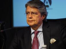 Direitista Guillermo Lasso vence segundo turno e é eleito presidente do Equador