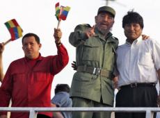 """""""Trump pensa que todos os países são colônias dos Estados Unidos"""", afirma Evo Morales"""