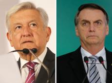 Descrença na classe política, corrupção e violência marcam elos entre Brasil e México