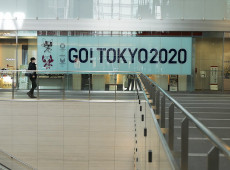 Líder do Comitê Organizador descarta cancelamento das Olimpíadas no Japão