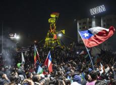 Lula sobre Chile: América Latina resiste e começa escrever nova página de sua história