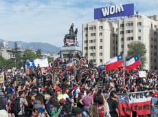 Dois anos após jornada que inspirou Constituinte, chilenos voltam às ruas
